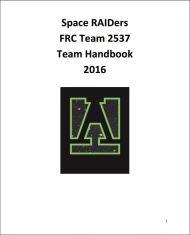 2016 Handbook TN