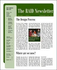 Jan 2013 Newsletter TN