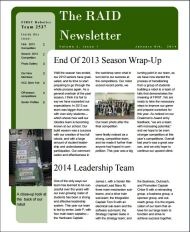 Feb 2013 Newsletter TN