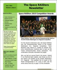 June 2015 Newsletter TN
