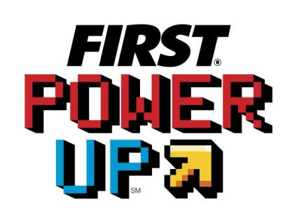 POWER UP FIRST image Logo